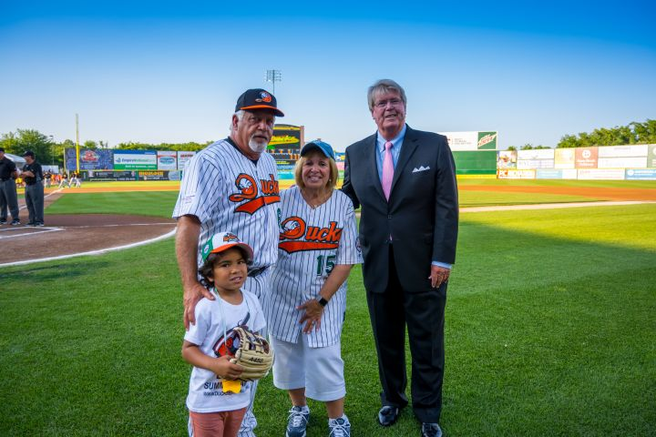 Islip Family Night at the Long Island Ducks