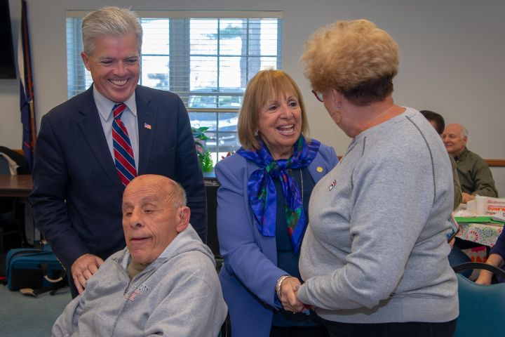 Announcement of Expansion of Services for Senior Citizens in Suffolk County