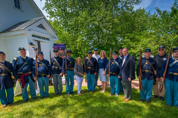 The Town of Islip's 335th Birthday Living History Event at the Islip Grange
