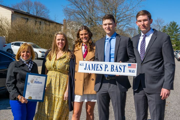 Town of Islip Honors Fallen NYPD Sgt. with Street Renaming