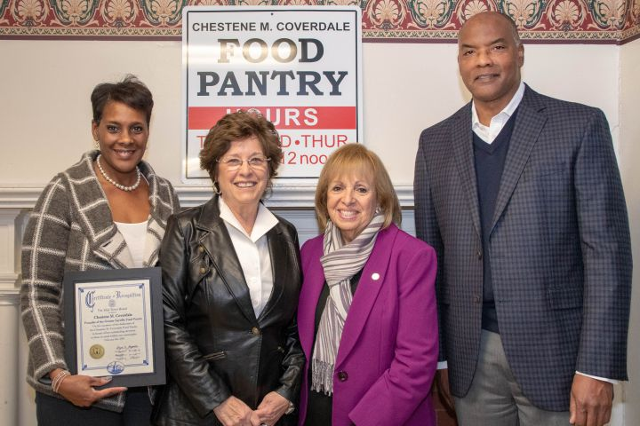 Sayville Food Pantry Renaming