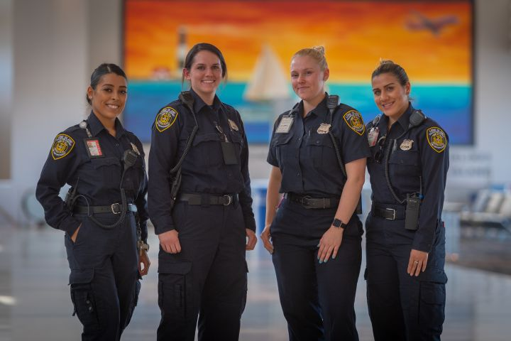 Why I Love My Job: The New Officers at Long Island MacArthur Airport