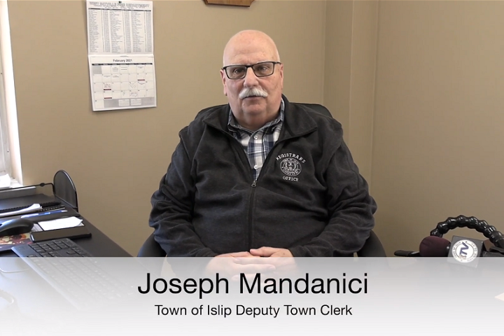 Why I Love My Job – Deputy Registrar Joseph Mandanici
